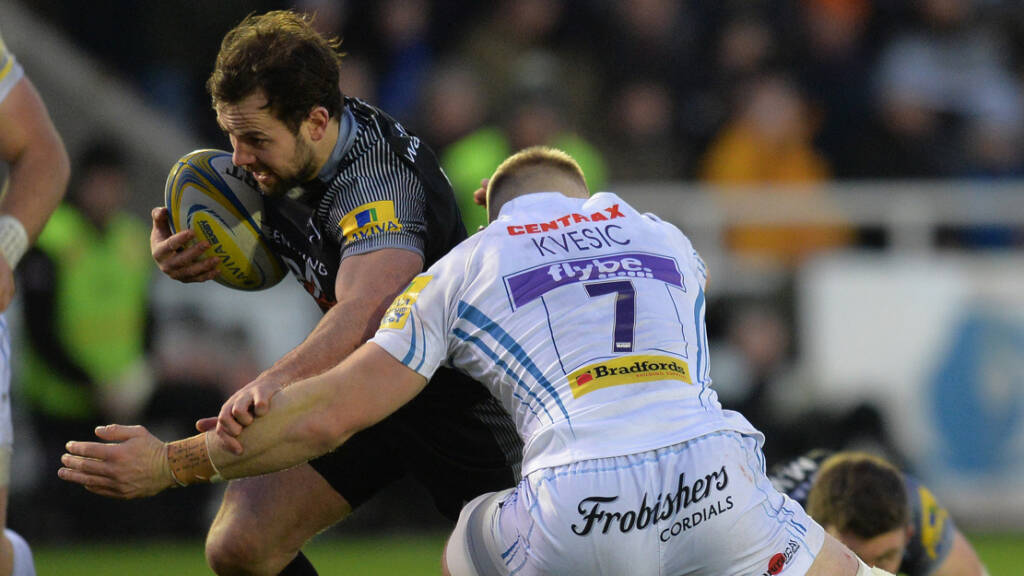 Newcastle Falcons v Exeter Chiefs