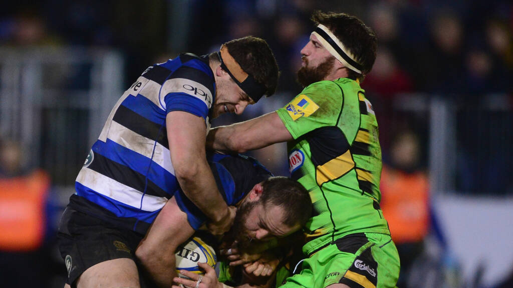 Bath Rugby v Northampton Saints