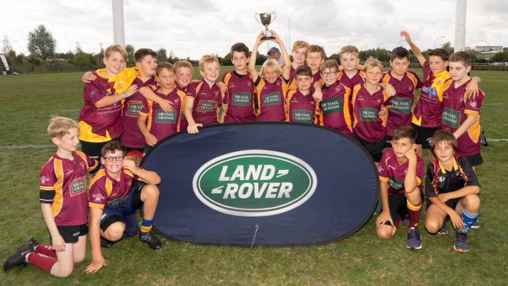 Land Rover Premiership Rugby Cup rolls into Northampton