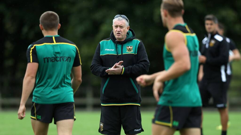 Boyd having 'refreshing' effect on Saints squad, says Trinder