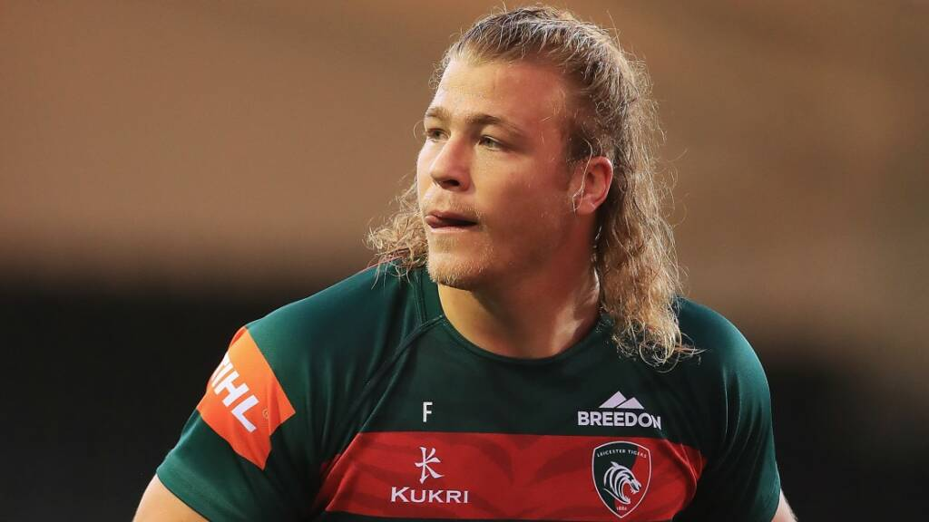 The Big Interview: David Denton on bringing the snarl back to Leicester Tigers' pack