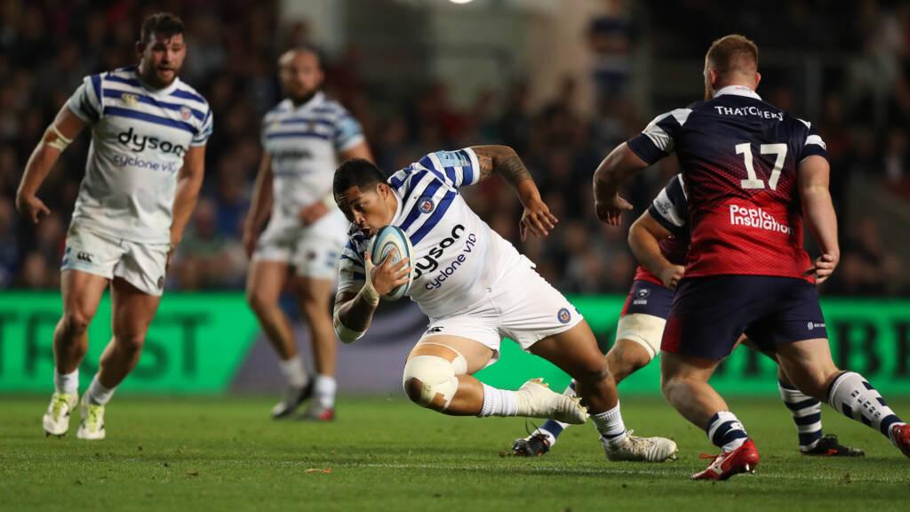 Bath Rugby announce team to face Northampton Saints