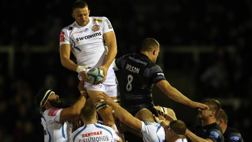 Match Report: Newcastle Falcons 17-24 Exeter Chiefs