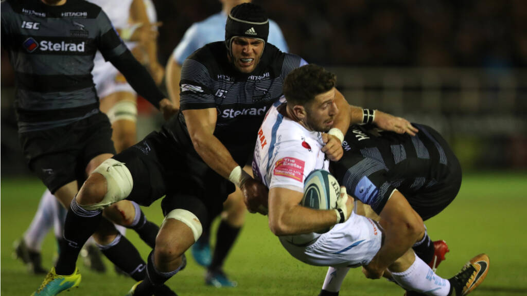 Match Reaction: Newcastle Falcons 17-24 Exeter Chiefs