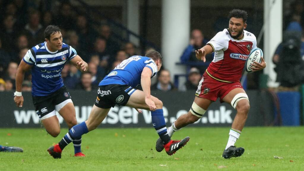 Match Report: Bath Rugby 17-15 Northampton Saints