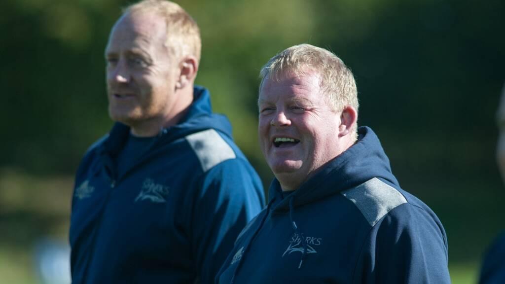 Dorian West joins Sale Sharks as forwards' coach