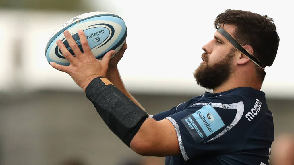 Rob Webber signs contract extension with Sale Sharks