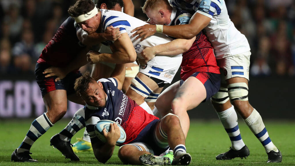 Bristol Bears aim to maintain unbeaten home record against Northampton Saints in Gallagher Premiership Rugby
