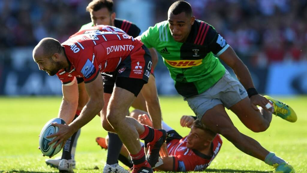 Match report: Gloucester Rugby 25 Harlequins 27