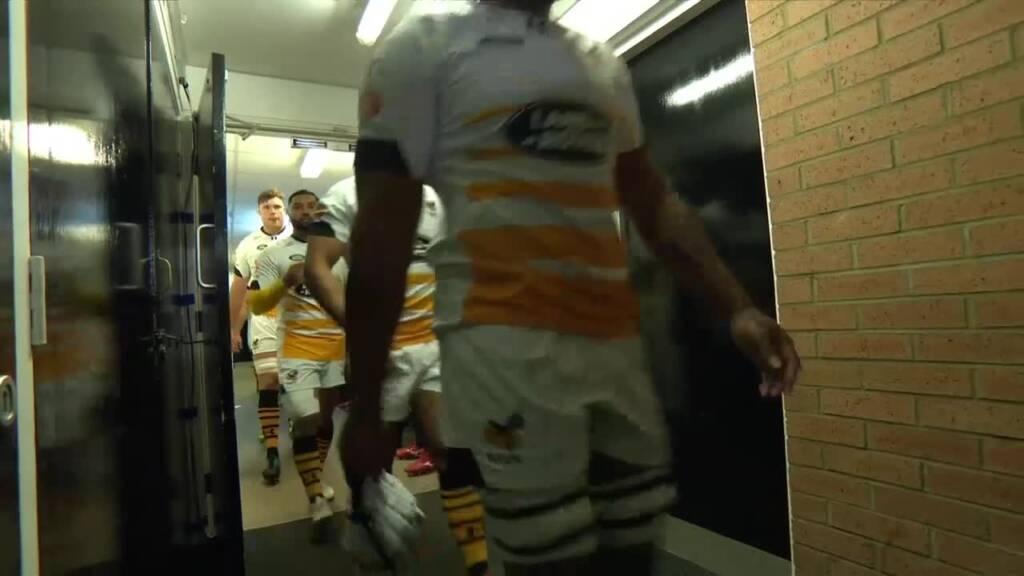Newcastle Falcons v Wasps