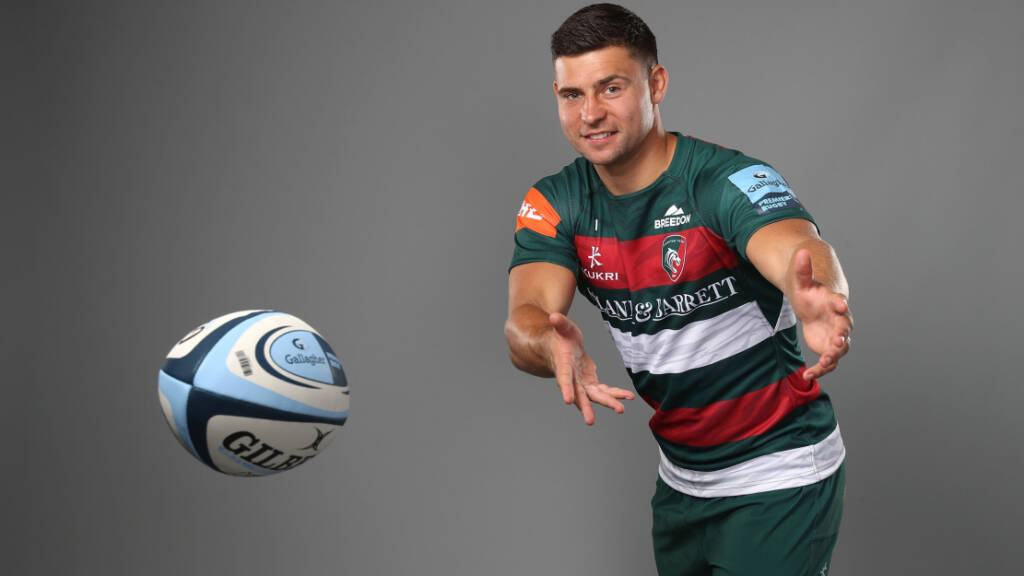 Ben Youngs: teammates