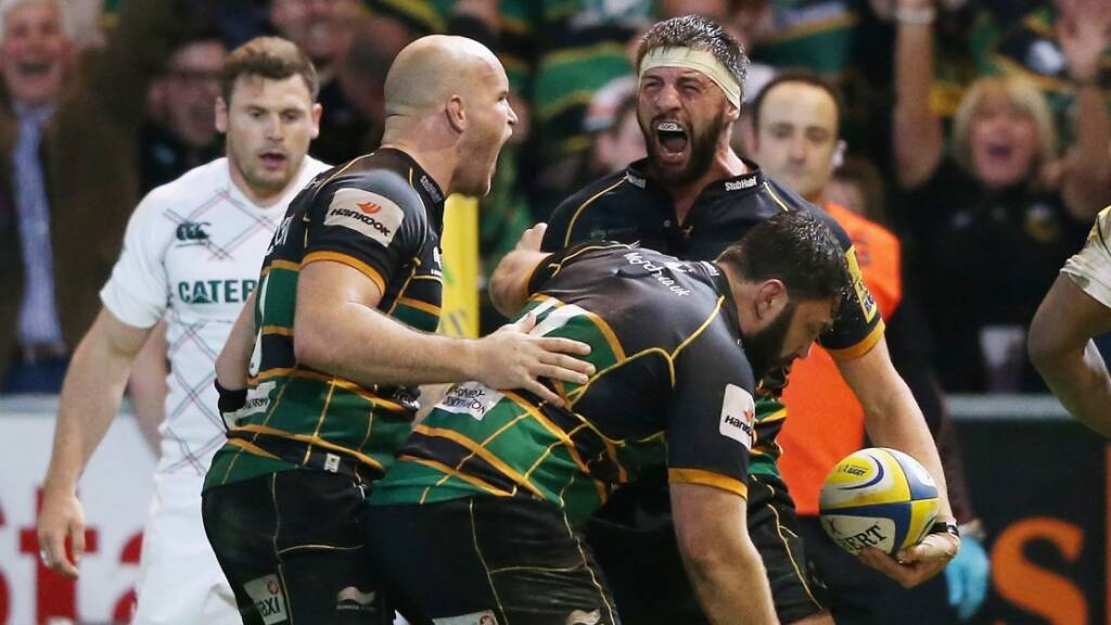 Throwback Thursday: Northampton Saints 21-20 Leicester Tigers, 2014