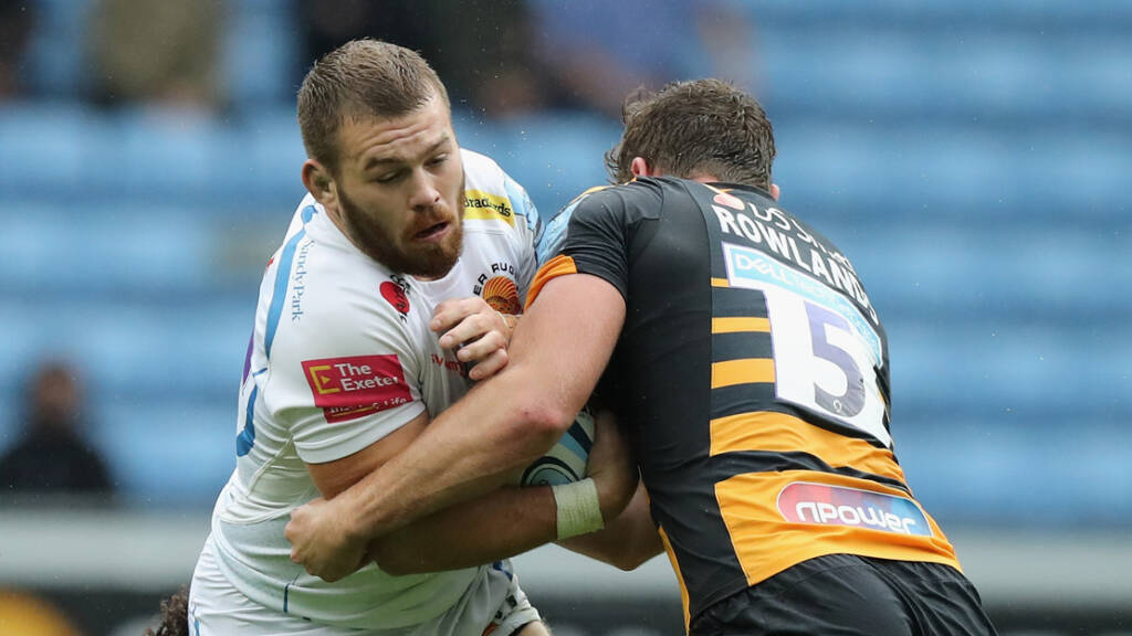 Exeter Chiefs name side to face Bath Rugby