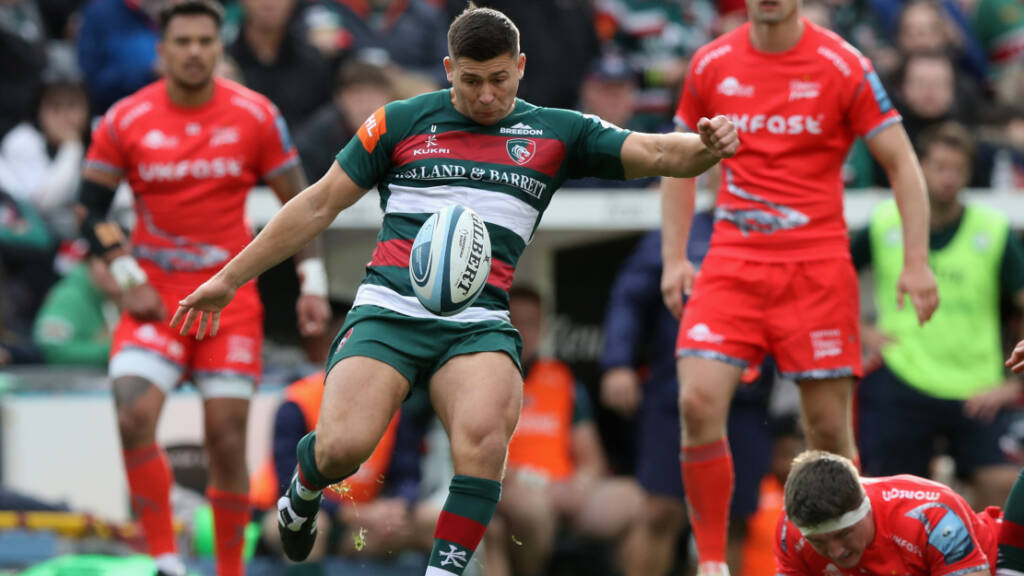 Ben Youngs proud to support Rob Horne's cause in Gallagher Premiership Rugby