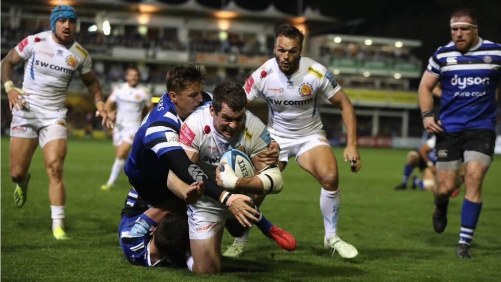 Match Reaction: Bath Rugby 24-39 Exeter Chiefs