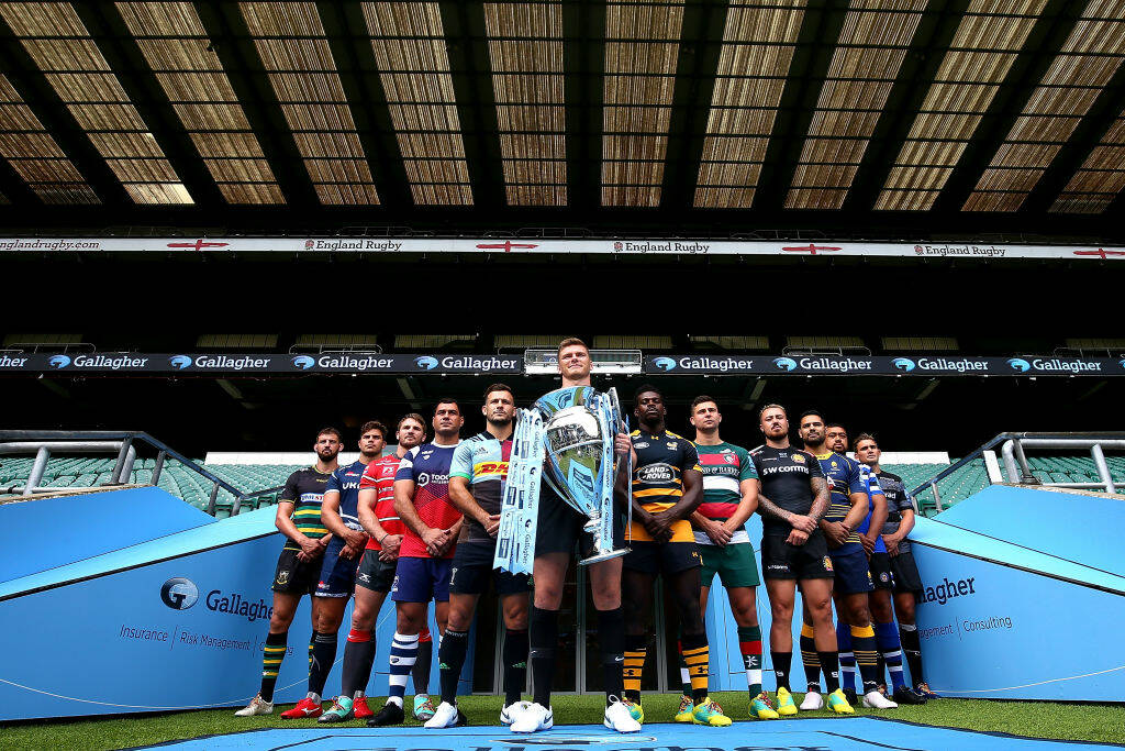 Big milestone for Premiership Rugby with the first club rugby match live on NBC