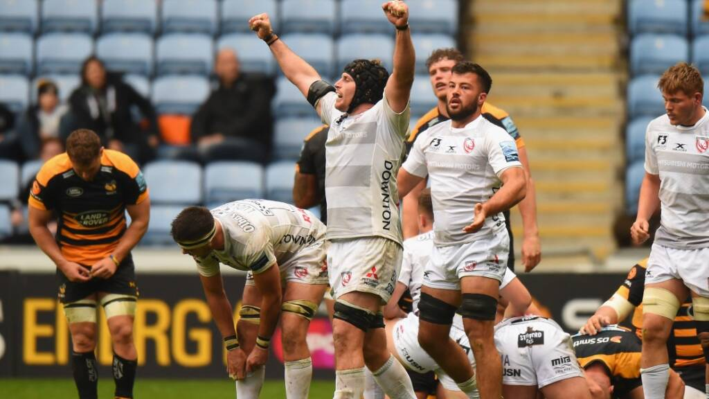 Match reaction: Wasps 21-35 Gloucester Rugby