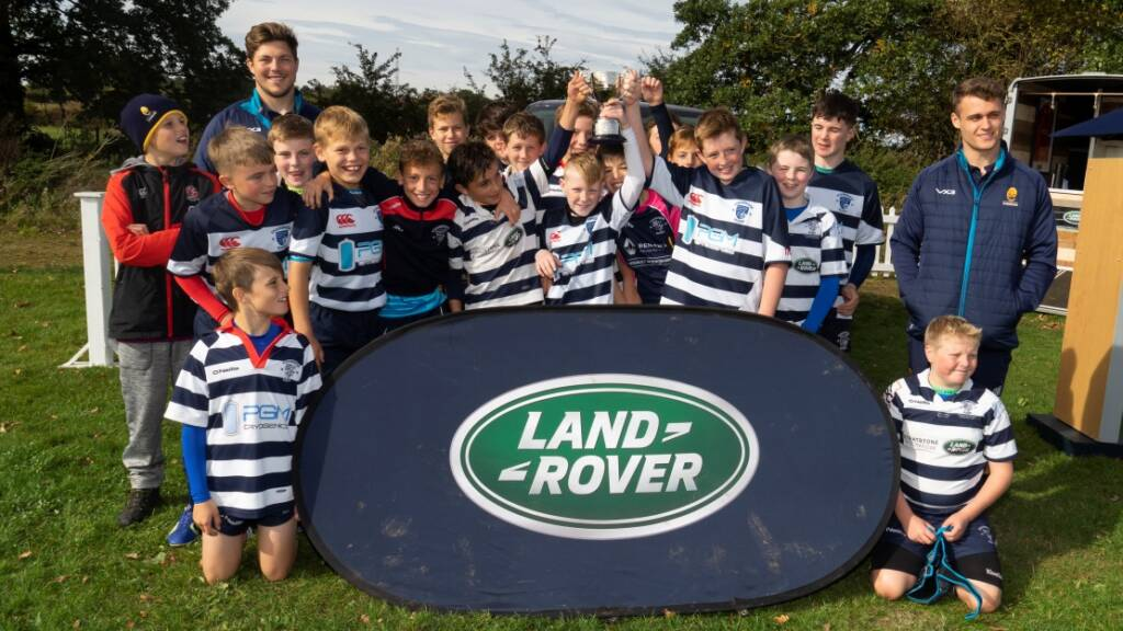 Stourbridge and Oswestry Twickenham-bound thanks to Land Rover Premiership Rugby Cup