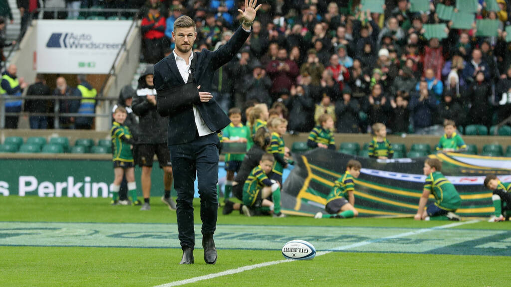 Rob Horne overwhelmed and thankful for Derby support