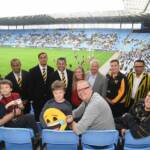 Wasps' new pitch-facing sensory room having a big impact