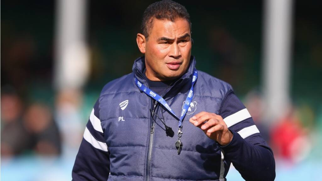 Bristol Bears announce team to face Zebre Rugby