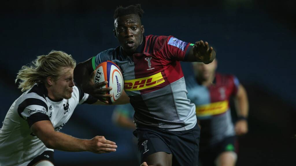Harlequins announce team to play Agen in Challenge Cup opener