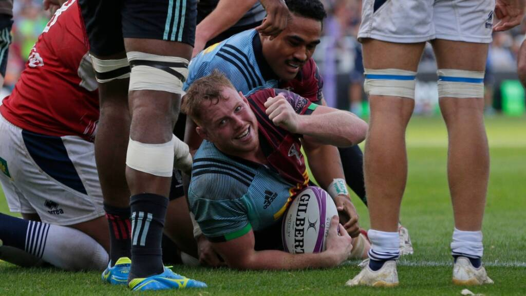 European Challenge Cup wrap: Harlequins shine over Agen