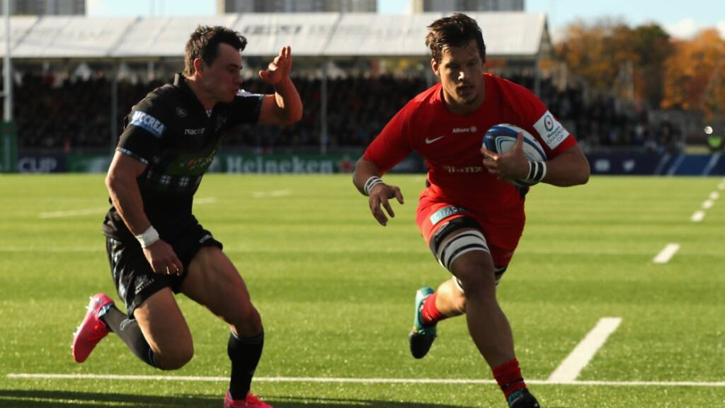European Champions Cup wrap: Newcastle Falcons, Saracens and Gloucester Rugby victorious