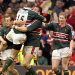 Leicester Tigers v Scarlets: Two classic European encounters