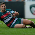 Leicester Tigers team to face Scarlets
