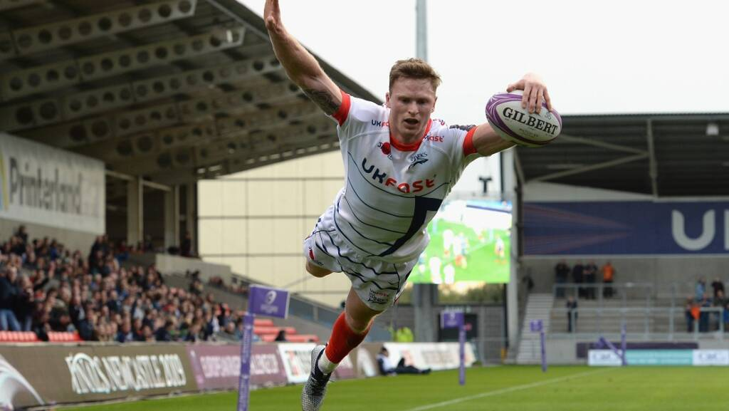 European Challenge Cup wrap: Sale Sharks and Worcester Warriors triumph