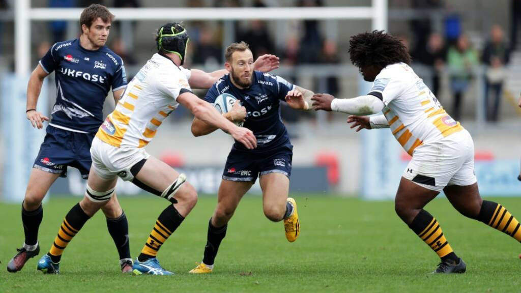 Match Reaction: Sale Sharks 13-31 Wasps