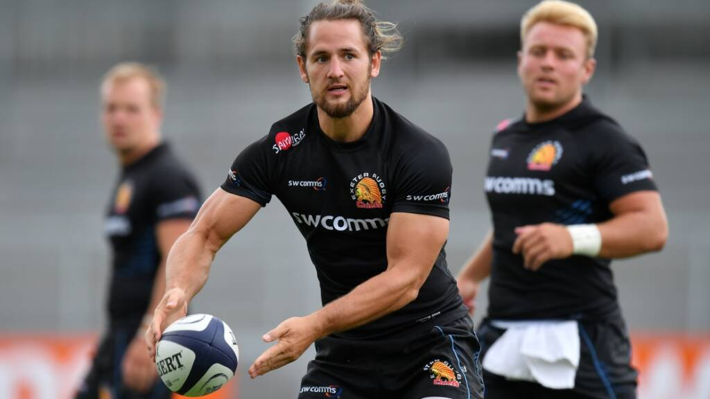 Wasps sign Italian star Campagnaro