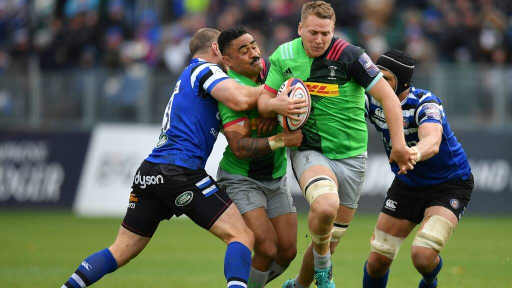 Match Reaction: Bath Rugby 19-27 Harlequins