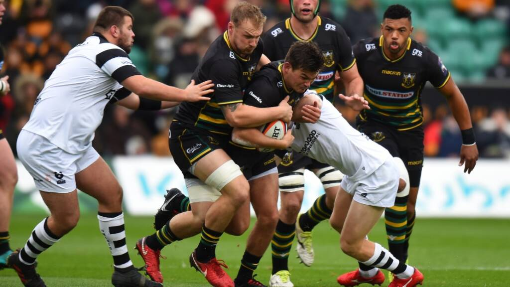 How social media reacted to Round One of the Premiership Rugby Cup