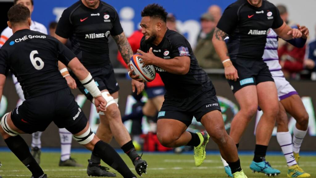 Youth and experience combine in Flats' XV this week
