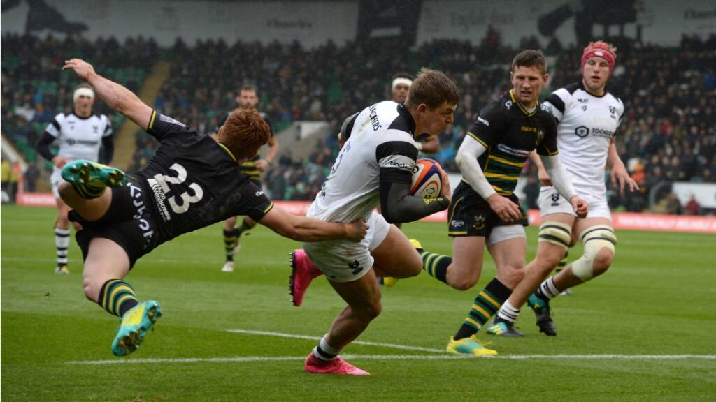 Two Premiership Rugby Cup clashes on BT Sport this weekend