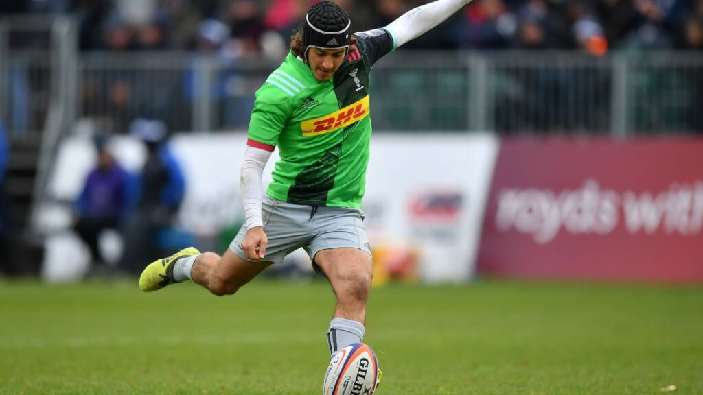 The Big Interview: Demetri Catrakilis on finding his voice at Harlequins