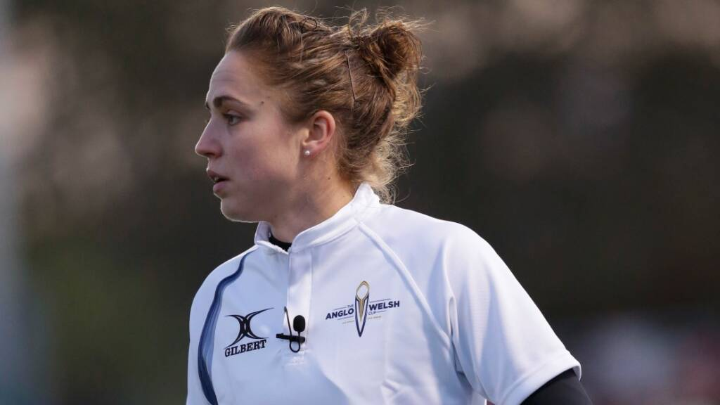 Sara Cox to make history in Premiership Rugby Cup as four women take senior roles this weekend