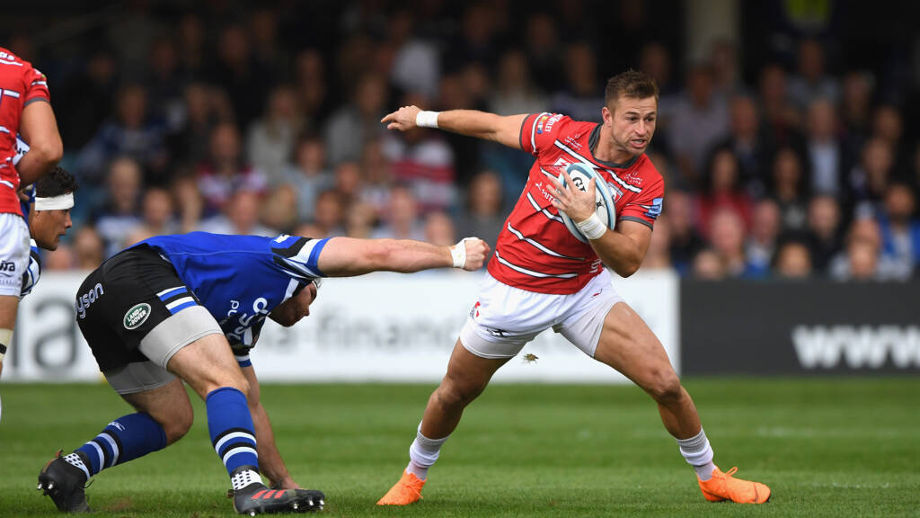 Gloucester Rugby make seven changes for Friday Night Lights at Bristol