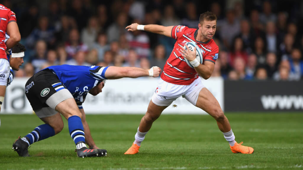 Things to look out for in the Premiership Rugby Cup this weekend