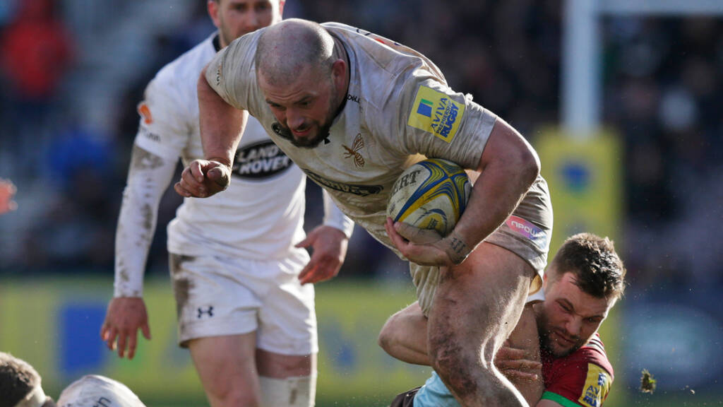Cooper-Woolley returns as Wasps reshuffle for Northampton visit