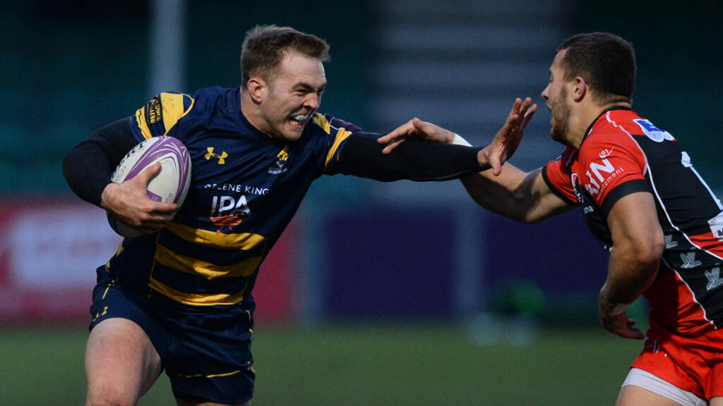 Worcester Warriors name team to face Leicester Tigers