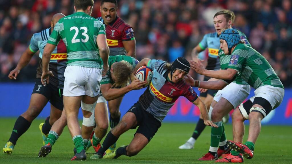 Match Reaction: Harlequins 21-23 Newcastle Falcons