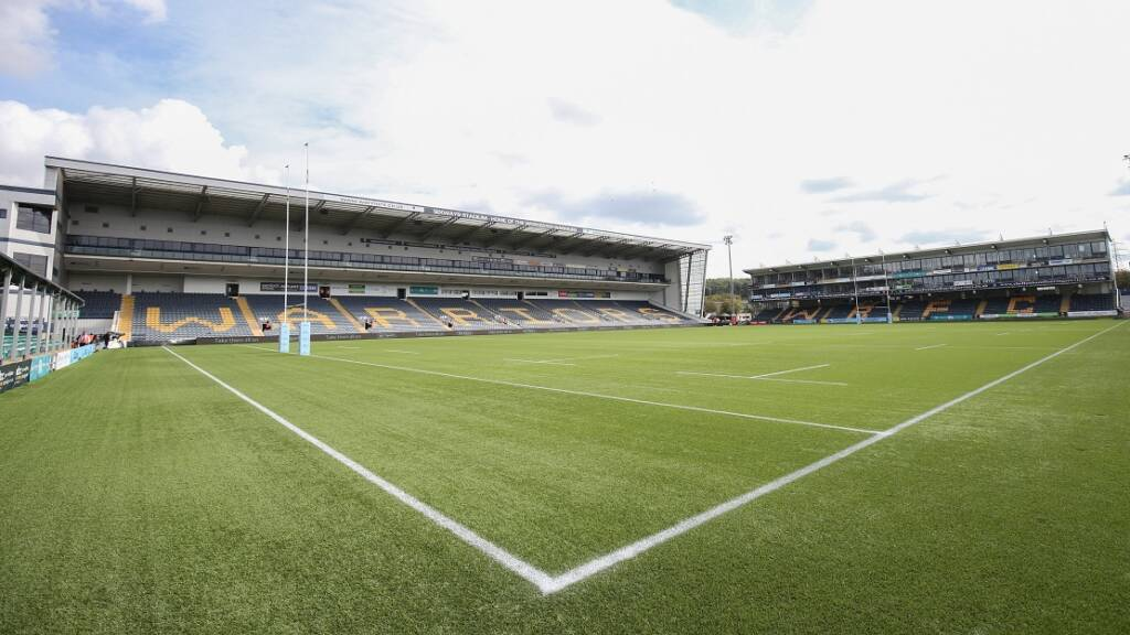 Worcester Warriors commemorate Armistice Day with fitting tribute