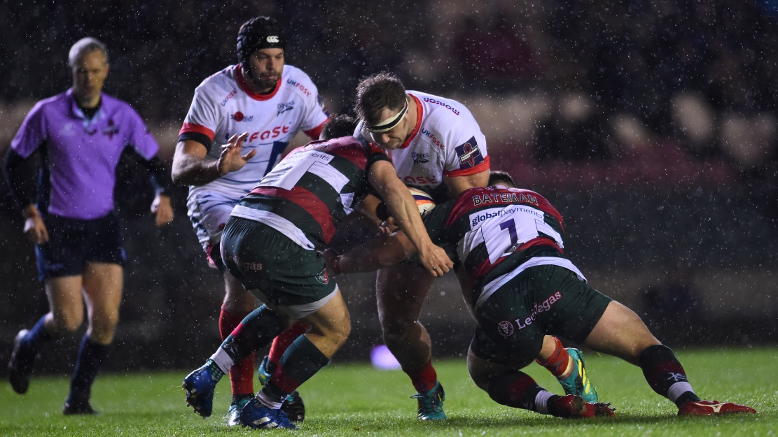 Match Report: Leicester Tigers 16-18 Sale Sharks