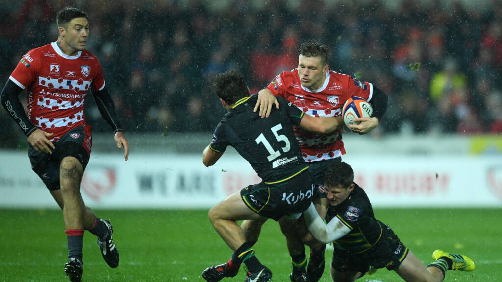 Match Reaction: Gloucester Rugby 14-12 Northampton Saints