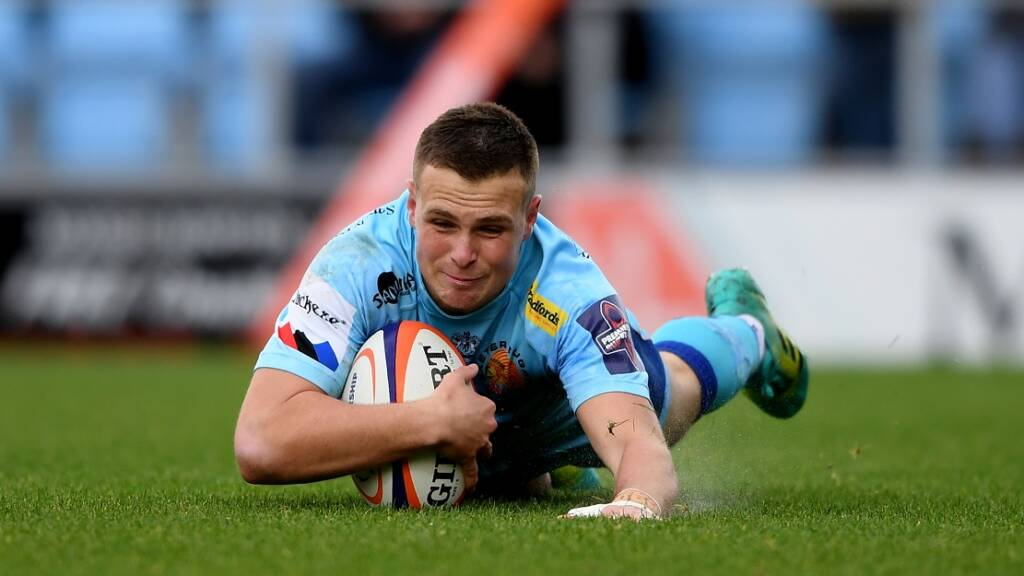 Exeter Chiefs dominate Flats' XV from round three of the Premiership Rugby Cup