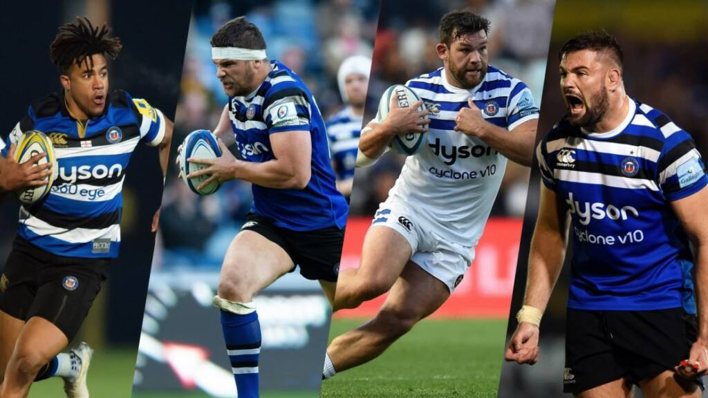 Anthony Watson, Charlie Ewels, Nathan Catt and Elliott Stooke agree contract extensions