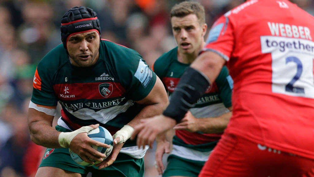 Leicester Tigers name team to face Gloucester Rugby